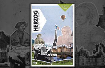 HERZOG Magazin #03 - Fertig