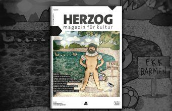 HERZOG Magazin #55 - Raus