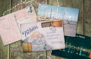 Postkarten nach Jülich © SchadowSky
