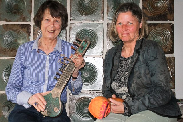 Marijke Barkhoff-Freeling und Berti Ritschel | Foto: Verein