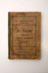 Die gut buergerliche Küche | Jos. Fischer Verlag | Foto: HERZOG