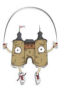 Hexenturm Jülich in Bewegung