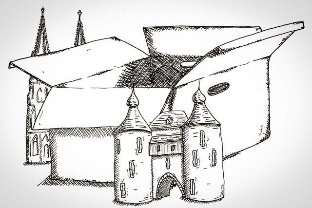 Vom Dom zum Hexenturm ©HERZOG
