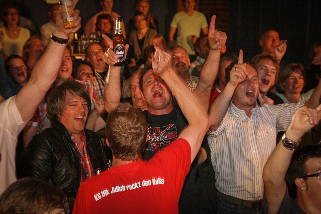 KG ULK rockt den KuBa   Foto: Verein