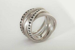 Guido Molls entworfener Ring | Foto: Guido Molls