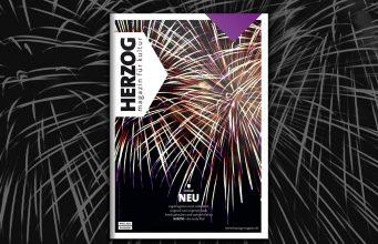 HERZOG Magazin #01 - neu