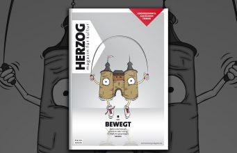 HERZOG Magazin #05 - Bewegt