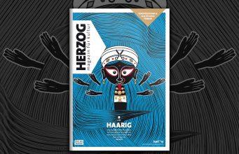 HERZOG Magazin #06 - Haarig