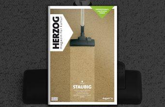 HERZOG_No_07HERZOG Magazin #08 - Staubig