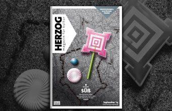 HERZOG_No_07HERZOG Magazin #09 - Süß