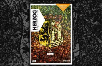 HERZOG Magazin #10 - Bunt