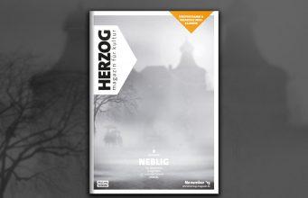 HERZOG Magazin #23 - Neblig