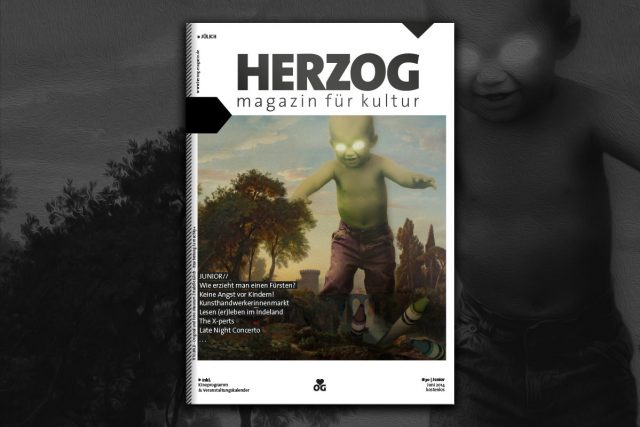 HERZOG Magazin #30 - Junior
