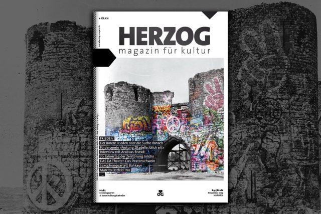 HERZOG Magazin #35 - Friede