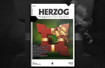 HERZOG Magazin #36 - Freude