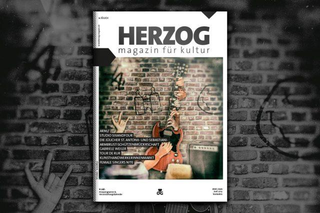 HERZOG Magazin #66 - Arm