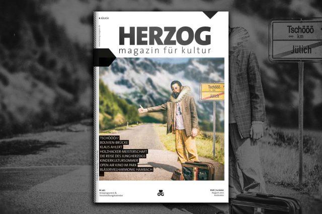 HERZOG Magazin #68 - tschööö