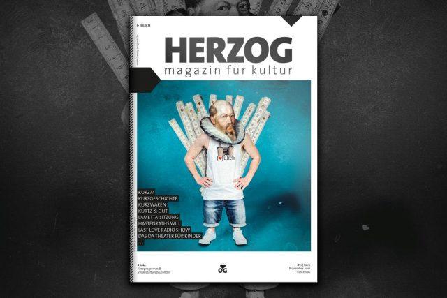 HERZOG Magazin #71 - kurz