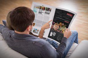 Werbung die gesehen wird | Foto: Andrey Popov - stock.adobe.com