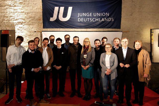 Festgemeinschaft zum 70-jährigen Bestehen der Jungen Union. Foto: JU