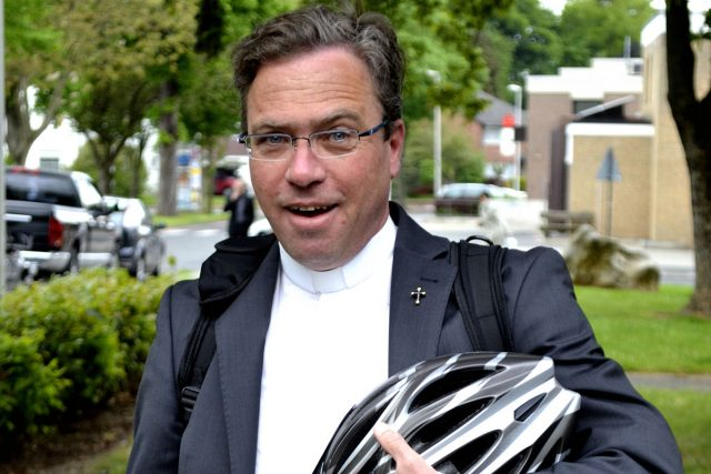 Pastor Wolff neu inJülich | Foto: Andrea Eßer