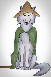 Der Wolf im Hirtenfell | Grafik: HZG