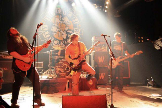 Bands aus Jülich!   Foto: Veranstalter