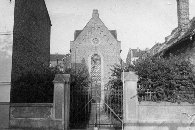 Die Synagoge in Jülich   Foto: Stadtarchiv Jülich