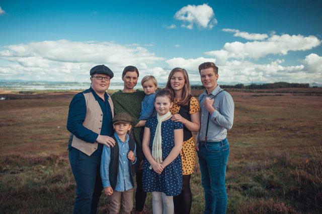 Kelly Family, die zweite Generation: Angelo kommt mit seiner Familie zur