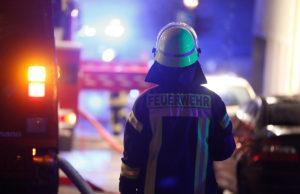 Archivbild Feuerwehr im Einsatz | Foto: Rico Löb - stock.adobe.com