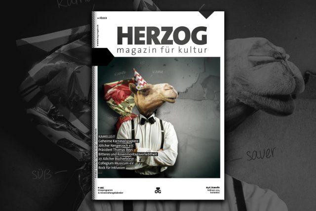 HERZOG Magazin #38 - Kamelle