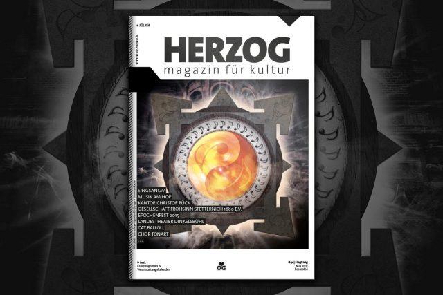 HERZOG Magazin #41 - SingSang