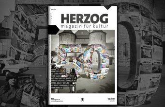 HERZOG Magazin #50 - Fünfzig