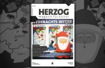 HERZOG Magazin #60 - Heiterkeit