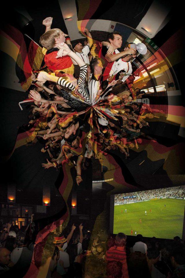 Fußball im Kuba Jülich | Grafik: HZG