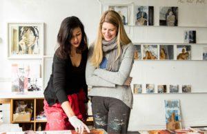 Das jülicher Kunstatelier | Foto: Schichtwerk