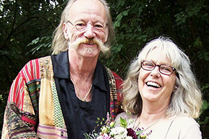 Gerd und Karin Frank   Foto: Gerd Franken