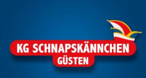 KG Schnapskännchen Güsten   Logo: Verein/HZG