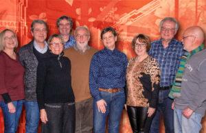 Vorstand des Kunstverein Jülich | Foto: Verein