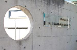 Solarcampus Jülich. Foto: Dorothée Schenk