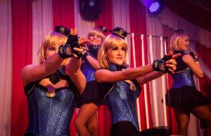 Hände hoch bei der 12. Ladies Night Mersch-Pattern | Foto: D. Schenk
