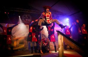 Die Herzen der Damen fliegen höher bei der Meisterschaft in Welldorf-Güsten | Foto: F. Besselmann