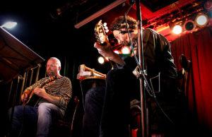 The Man in the Crowd im KuBa Jülich auf der Noisless-Bühne | Fotos: Paul Wirtz