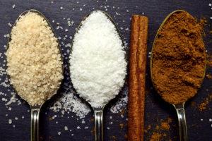 Kristalliner Zucker in 70 verschiedenen Körnungen wird in Jülich hergestellt. Foto: Pixabay