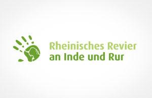 Logo: Leader Lokale Aktionsgruppe Rheinisches Revier an Inde und Rur e.V.