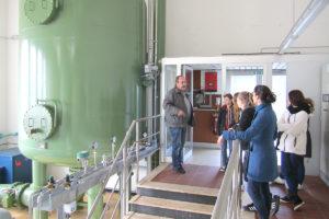 Im Februar wird das Jülicher Wasserwerk besichtigt. Foto: Stadt Jülich