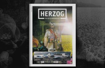 HERZOG Magazin Jülich Cover Ausgabe 75 März 2018