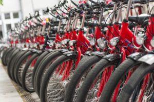 Die Jülicher Verkehrswacht veranstaltet die Fahrradbörse in Koslar