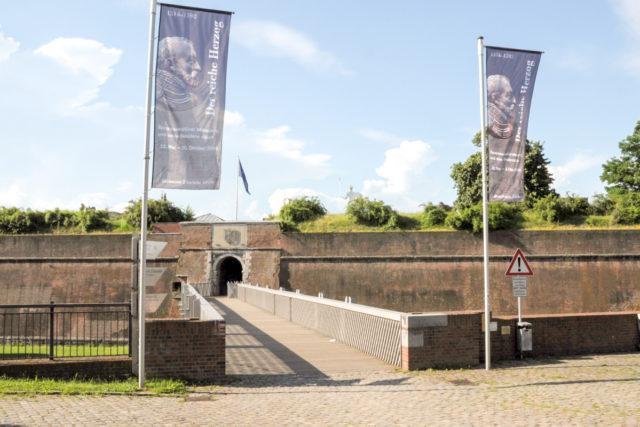 Tag des offenen Denkmals - Zitadelle Südportal | Foto: HERZOG
