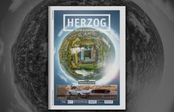 HERZOG Magazin Jülich Cover Ausgabe 77 Mai 2018